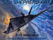 F-117 Nighthawk Stealth